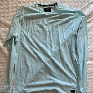 Abercrombie and Fitch Athletic Long Sleeve Tee